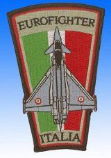 Patch Eurofighter Italia