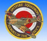 Patch  Spitfire squadron Heroes of the skyes
