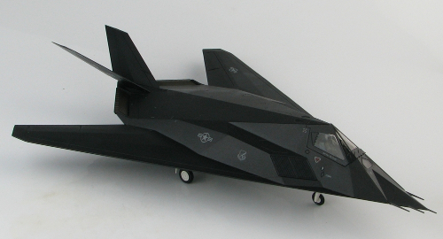 Hobby Master HA5805 Lockheed F-117A Nighthawk, 7th FS Screamin Demons, Vegas 31, Kosovo, 1999