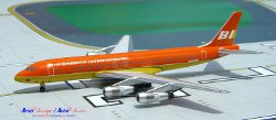 "Douglas DC-8-51Braniff N814BN ""Flying Colors Orange"""