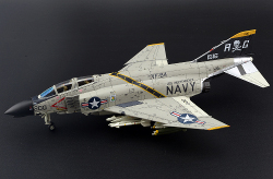 Air commander McDonnell Douglas F-4B Phantom II, VF-84 Jolly Rogers, CAG200