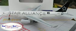 Airbus A330-200 Air China B-6093 'Star Alliance 15 yrs logo'