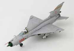 "Hobby Master HA0185 MiG-21PFM Fishbed, 62nd Fighter Rgt, ""Red 6910"""