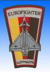 Patch Eurofighter Luftwaffe