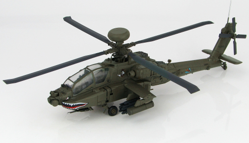 Hobby Master HH1201 Boeing AH-64D Longbow Apache, 229th Aviation Rgt Flying Tigers, 2005