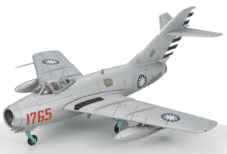 Hobby Master HA2411 MIG-15bis (J-2) Chinese Nationalist Air Force, Taiwan 1962