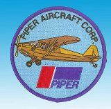 Patch  Piper Aircraft J3