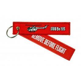Porte-Clés Remove Before Flight BO-105