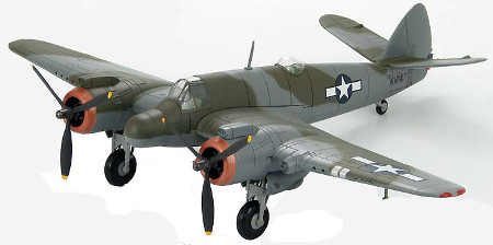 Hobby Master HA2303 Bristol Beaufighter Mk.VIf 415th Night Fighter Sqn, France