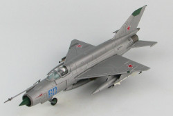 Hobby Master HA0196 MiG-21SMT Fishbed, 296 IAP, Blue 60, Altenburg AB, East Germany, 1980