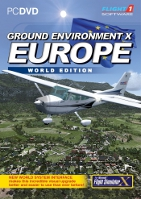Flight1 Ground Environment X - Europe World Edition (FSX)