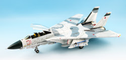 "Calibre Wings Grumman F-14A Tomcat VF-126 Bandits, Red 31 ""Tomcatsky"""