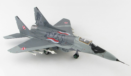 Hobby Master HA6502 MiG-29A Fulcrum, Polish Air Force, Poland, 100th Anniversary 2018