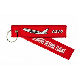 Porte-Clés Remove Before Flight Airbus A310