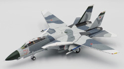 "Calibre Wings Grumman F-14A Tomcat VF-126 Bandits, Red 31 ""Tomcatsky"" Clean Version"