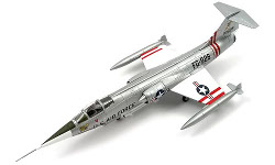 Corgi PR99406 Lockheed F-104C Starfighter, 479th TFW, George AFB, CA, 1964