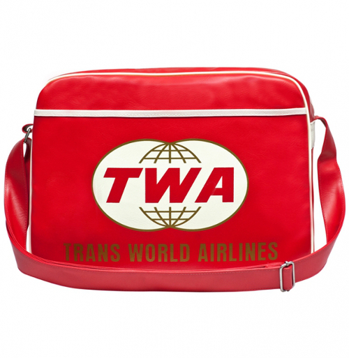 Flight Bag TWA - Trans World Airlines