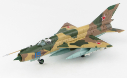 Hobby Master HA0194 MiG-21SMT Fishbed, Soviet Air Force, Blue 15