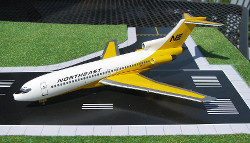 Western Models Boeing 727-100 Northeast Airlines N1633