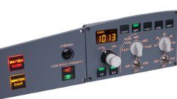 Airbus EFIS + Master Caution/Warning Panel - Capt. Side