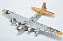 "Air Force 1 Boeing B-17G Flying Fortress 447th BG, 709th BS ""A Bit O Lace"""