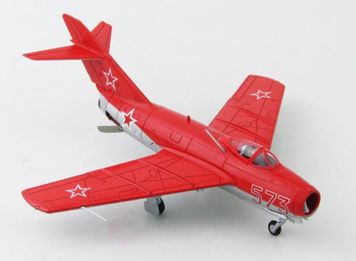 Hobby Master HA2414 MiG-15Bis Fagot ,Soviet Aerobatic Team, Red 573, 1950