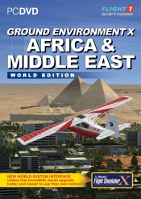 Flight1 Ground Environment X - Africa/Middle East World Edition (FSX)