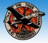 Pactch A-10 Thunderbolt The Tiger Team