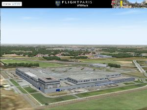 France VFR Flight Paris VFR Pack Edition DVD (FSX / FS2004)