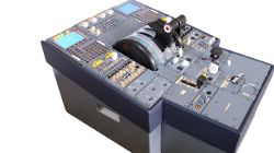 Airbus Complete Throttle/Pedestal Panel